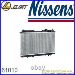 Engine Cooling Radiator For Jeep Grand Cherokee II Wj Wg Eva Nissens 52079425