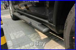 Fits for Jeep Grand Cherokee 2011-18 Aluminium Running Board Side Step Nerf Bar