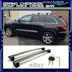For 11-18 Jeep Grand Cherokee OE Style Top Roof Rack Cross Bar