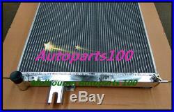 For JEEP GRAND radiator CHEROKEE WJ & WG 4.7L V8 1999-2005 Aluminum