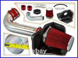 Heat Shield Cold Air Intake System + RED Filter for 11-20 Dodge Durango 5.7L V8