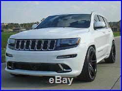 Impressive IC04 10,5x22 5x127 Felgen Jeep Grand Cherokee WH WK SRT Concave Neu