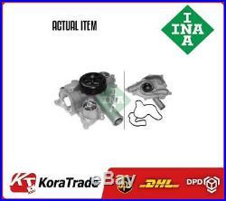 Ina Brand New Engine Water Pump 538068210