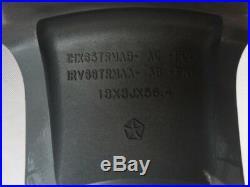 JEEP GRAND CHEROKEE 18 ZOLL 8J Original 1 Stück Alufelge Felge Aluminium RiM TOP