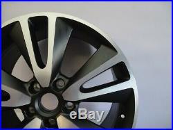 JEEP GRAND CHEROKEE WK2 20 ZOLL 8J Original 1 Stück Alufelge Felge Aluminium RiM