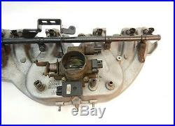 Jeep 91-06 4.0 High Output Plenum Complete Intake Manifold Throttle Body Sensors
