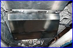 Jeep Grand Cherokee 11- Protection Carter Aluminium, Garanti 6ans, Ep 5mm