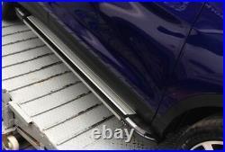 Jeep Grand Cherokee 2005-2010 Running Boards Steps Bar Side Steps Bar Boards