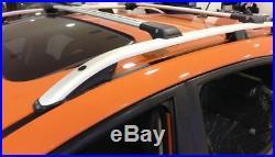 Jeep Grand Cherokee 2005-2011 Anti Theft Aluminium Cross Bar Rack 75 KG Loading