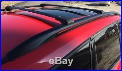 Jeep Grand Cherokee 2005-2011 Anti Theft Aluminium Cross Bar Rack Black