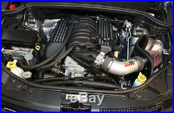 K&N 77 Series Air Intake System 2012-2018 Jeep Grand Cherokee SRT8 6.4L V8 Hemi