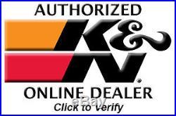 K&N Performance Cold Air Intake Fits 2012-2020 Grand Cherokee SRT 6.4L +27HP