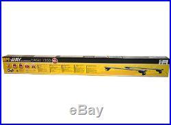 Lockable Aluminium Roof Rail Bars & Car Rack Tray for Jeep Grand Cherokee 02-10