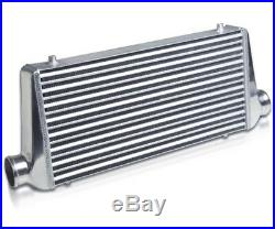 NEW 31x12x4 I/O Tube & Fin Universal Front Mount Intercooler Aluminum FMIC