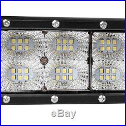 New 22inch 23 2688w Cree Led Work Light Bar Combo Offroad Atv Suv 4wd 4-row 24