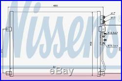 Nissens 94931 AC Condenser fit JEEP GRAND CHEROKEE 05