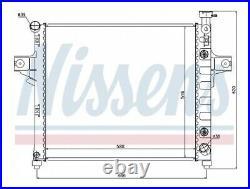 Nissens Kühler Motorkühlung Für Jeep Grand Cherokee II Wj Wg 4.8 99-05