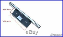 Number Plate Light Bar For Jeep Grand Cherokee 2010+ Aluminium City Nudge Abar