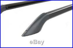 Perrycraft AVxx58-B Roof Rails 58 Inch Black Aventura