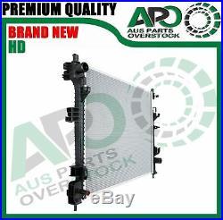 Premium Radiator JEEP GRAND CHEROKEE WK2 LAREDO OVERLAND 3.0L CRD Diesel 2010-On