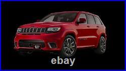 Quick Release License Plate Bracket for Jeep Gr. Cherokee SRT & Trackhawk 17-20