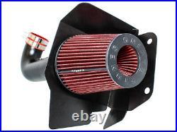 RTunes Heat Shield Air Intake Kit+Filter For 11-19 Grand Cherokee/Durango 5.7L