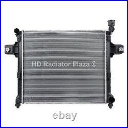 Radiator For 06-10 Jeep Commander 05-10 Grand Cherokee V8 5.7L CH3010328 New