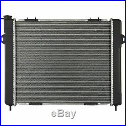 Radiator For Jeep Grand Cherokee 93-97 Wagoneer 93 5.2 V8