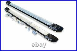 Running Boards For Jeep Grand Cherokee 2005 2010 Aluminium Side Steps Skirts
