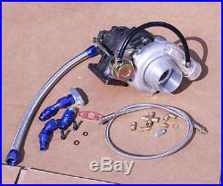 T3/t4 T04e V Band Turb0charger Stage3 Turbo 450+ Eclipse Talon 420a 4g63 4g64 2g