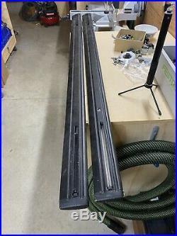 Thule ARB53 AeroBlade Roof Rack Load Cross Bars 60 with End Caps bike ski kayak
