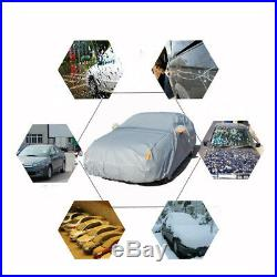 US SUV Full Car Cover Universal Auto Sun Snow Dust Rain Resistant Protection XL