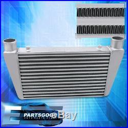Universal 23.5X11X2.75 Tube & Fin Top Mount Fmic Intercooler Turbocharge JDM