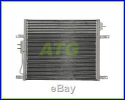 Voll Aluminium Klimakondensator Mit Ölkühler Für Jeep Grand Cherokee II Bj 99-05