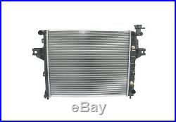 # heavy duty Radiator For Jeep Grand Cherokee WJ/WG 4.7L V8 Auto 99-05